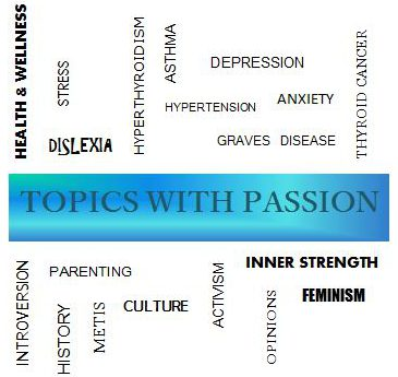 Topics with Passion