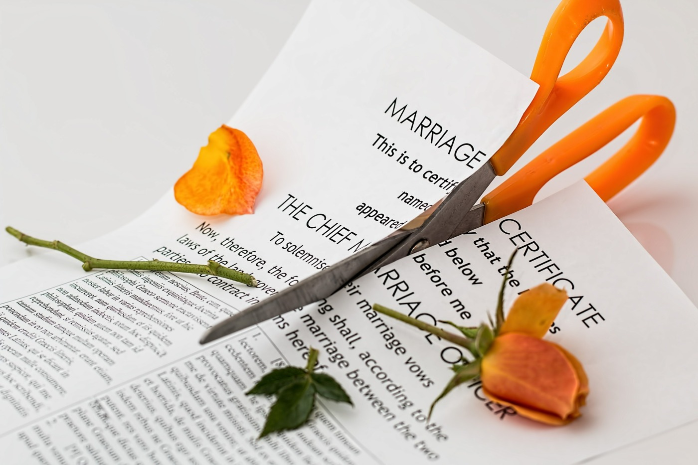#Divorce - TopicsWithPassion.blog