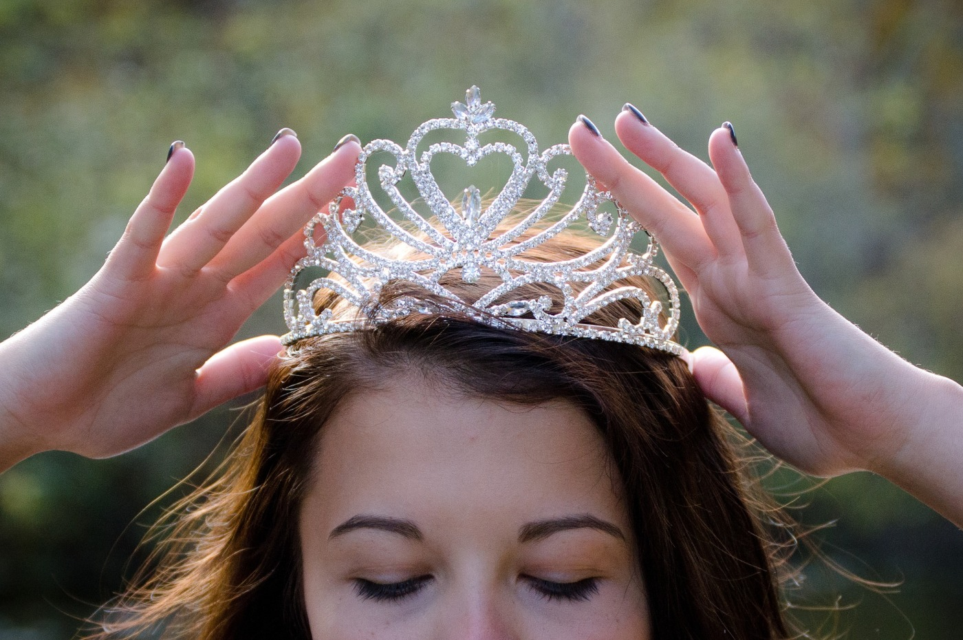 How I lost my #crown