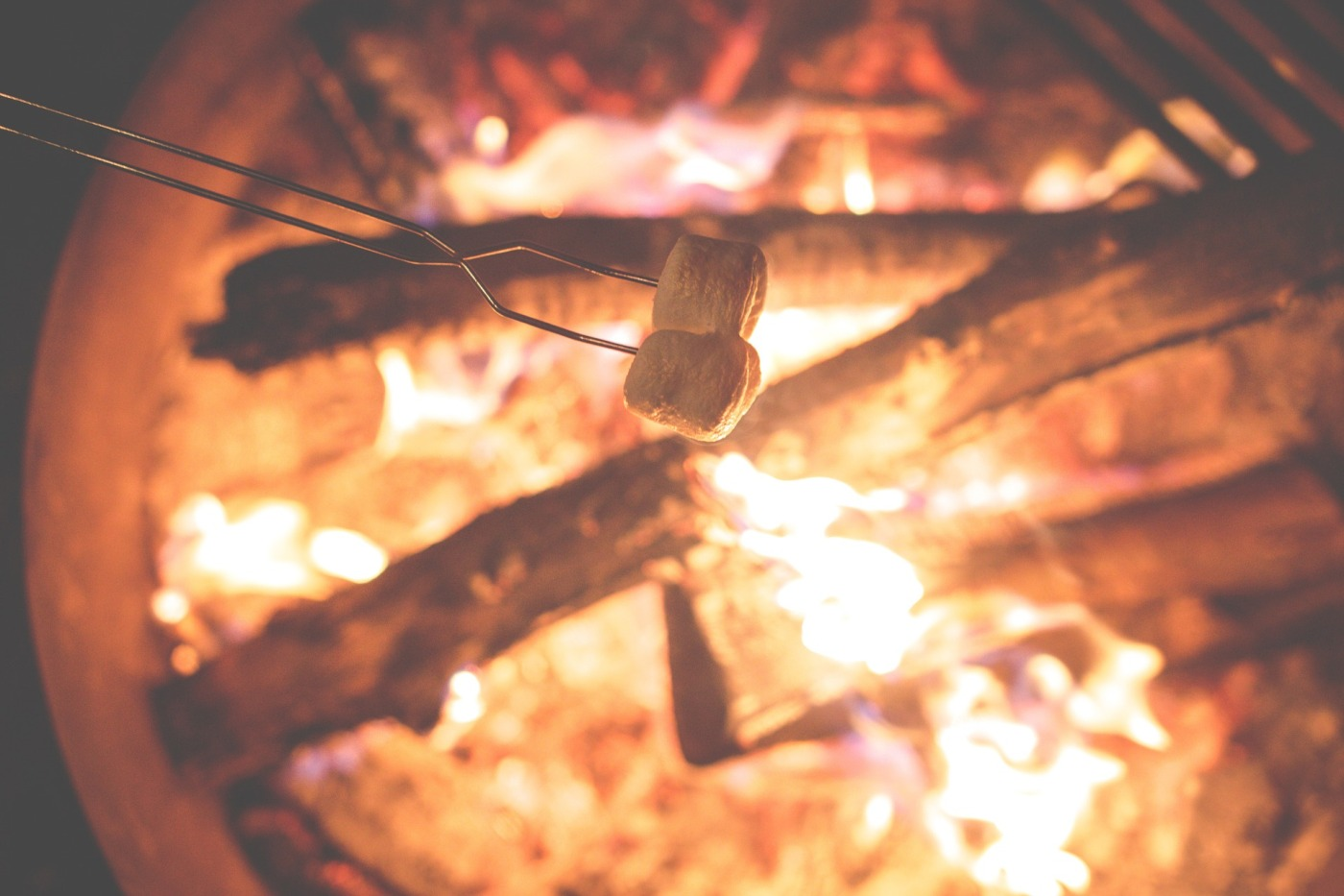 #campfire - TopicsWithPassion.blog