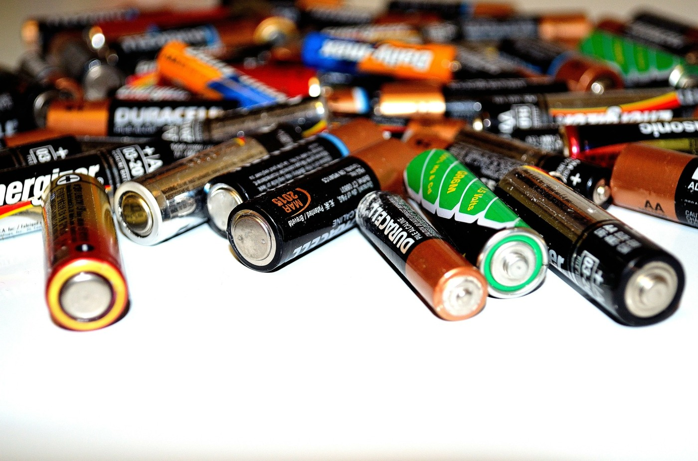 Recycling - Batteries