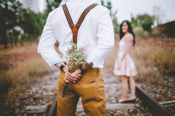 Flirting - Romance - Relationship