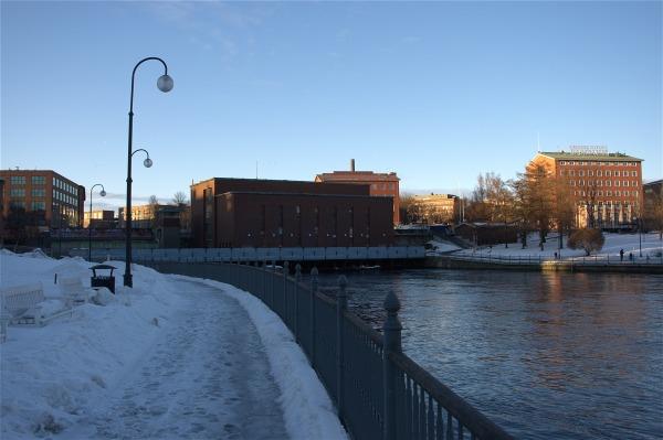 Winter - Icestorm - Sidewalks